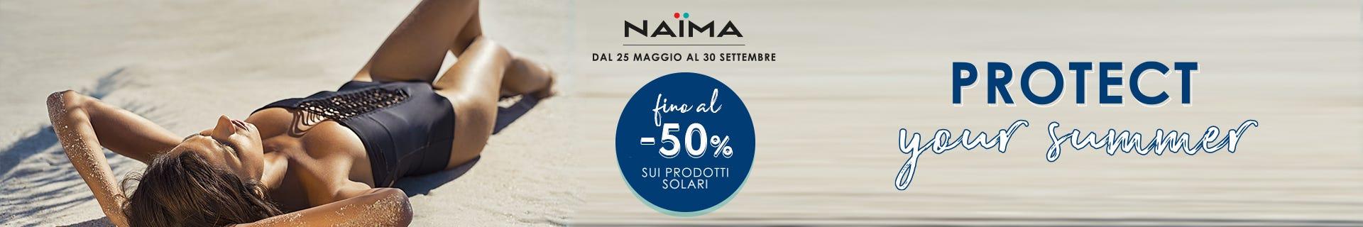 Naima - Prodotti per capelli