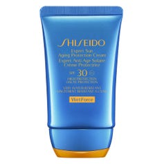 Expert Sun Aging Protection Cream SPF30 WETFORCE-Shiseido