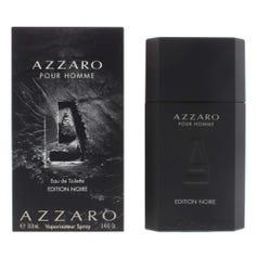 Pour Homme Edition Noir-Azzaro